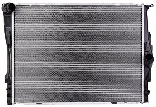 Klimoto Brand New Radiator fits BMW 128i 135i 325 328 330 Z4 2.0L 2.5L 3.0L L6 17117562079 171175679 BM3000147 Q2882 CU2882 RAD2882 (Bmw 325i Radiator Replacement)