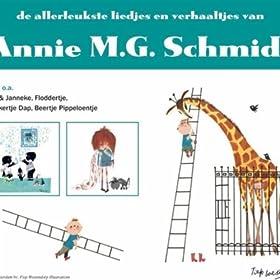Amazon.com: De Geit Van Dokter Sanders: Annie MG Schmidt