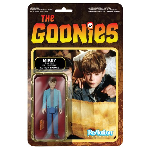 [ Re- action ] 3.75 inches action figures ' The Goonies ' series 1 Mikey