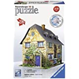 Ravensburger Country Cottage, 216pc 3D Jigsaw Puzzle®
