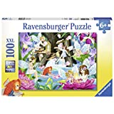 Ravensburger 10942 Magical Fairy Night - 100Piece Puzzle