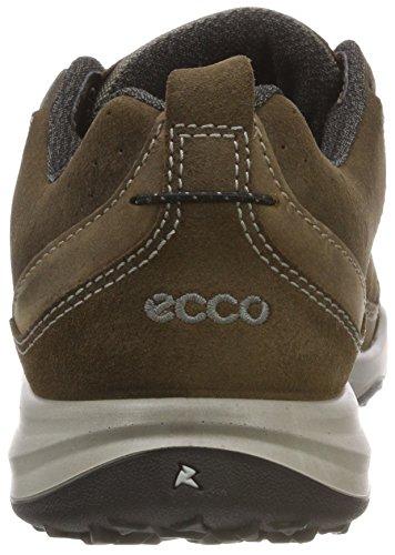 ECCO Espinho Scarpe da Ginnastica Basse Uomo Nero Birch  58168 La  Birch  207da6