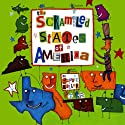 The Scrambled States Of America Audiobook by Laurie Keller Narrated by Jon Carroll