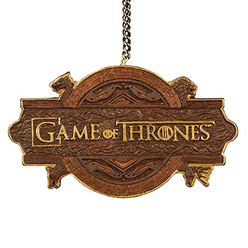 Thrones Christmas Ornament Holiday Decoration product image