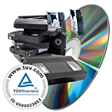 Videos (VHS, SVHS, Hi8, Video8, MiniDV uvm) digitalisieren auf DVD - 90 min Kassette