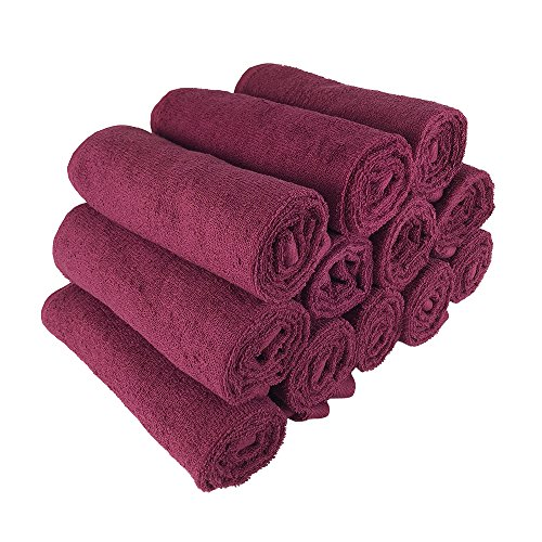 Bleach-Safe Salon Towels |100% Cotton| Large 16