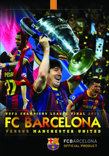 (UEFA Champions League Final 2011 FC Barcelona v Manchester United)