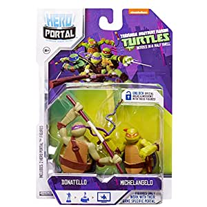 Amazon.com: teenage mutant ninja turtles, Hero Portal ...