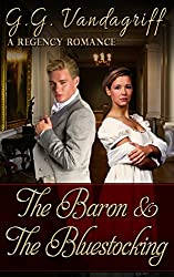The Baron and The Bluestocking (Six Rogues and Their Ladies Book 6)