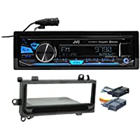 1997-2002 JEEP WRANGLER TJ JVC Digital Media Bluetooth Receiver USB/AUX/SiriusXM