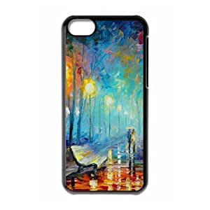 Brand New Phone Case for iPhone 5C with diy Art Painting