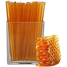Floral Honeystix - Clover - 100% Honey - 100 Stix - Honey Sticks