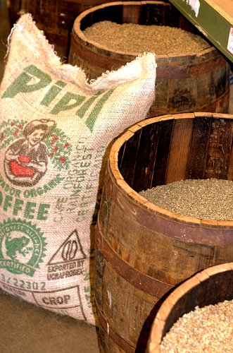 Millar's Wood Roasted Organic Espresso & Drip Coffee Moulton Blend Dark 8oz Bag by Millar's Wood Roasted Coffee (Image #6)