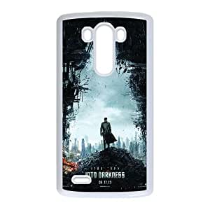 Star Trek IntoDarkness LG G3 Cell Phone Case White phone component RT_261164