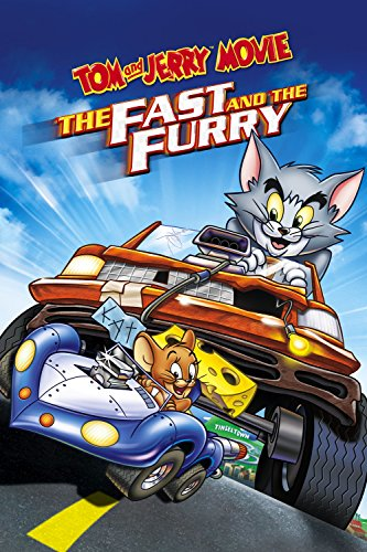 Tom and Jerry: The Fast and the (Tom And Jerry Halloween Movies)