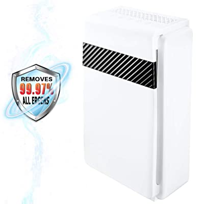 Secura 5-in-1 HEPA Air Purifier Cleaner
