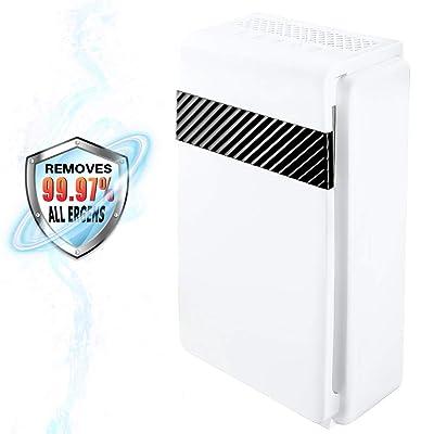 Secura 5-in-1 HEPA Air Purifier Cleaner
