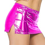 Sport Bra Set,Women Sexy Leather Underwear Lingerie Patent Leather Night Skirt Sexy,Luggage & Travel Gear,Pink,One Size