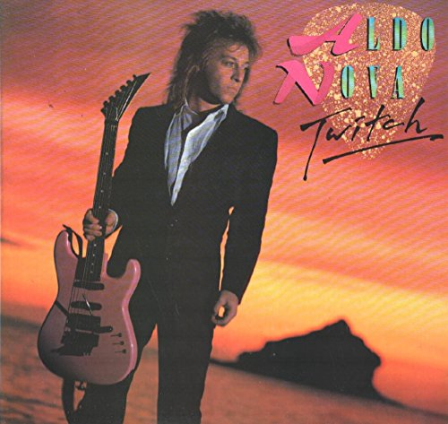 Aldo Nova: Twitch LP VG++/NM Canada Portrait FR - Nova Nm