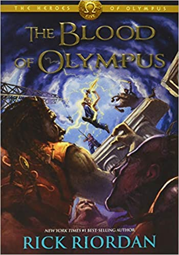 The Heroes of Olympus, Book Five The Blood of Olympus (Heroes of Olympus,  The, Book Five): Riordan, Rick: 9781423146780: Books - Amazon.ca
