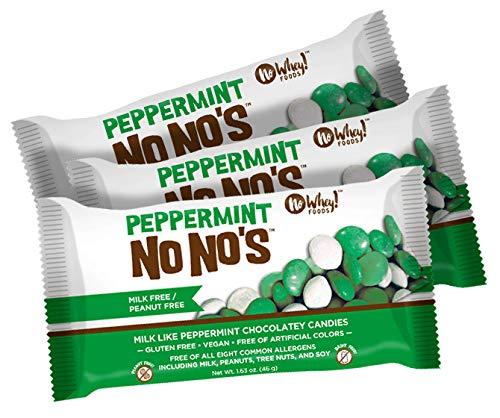 Peppermint Nonos (3 unidades) – Sin leche, sin tuercas, sin ...