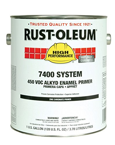 (Rust-Oleum High Performance 7400 Zinc Chromate Primer- Red X60, 1-Gallon (2-Pack))