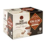 Cheap Don Francisco's Kona Blend, Premium 100% Arabica Coffee, Medium Roast, Single-Serve Pods for Keurig, 36-Count, Family Reserve