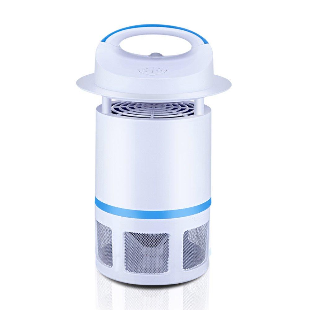 LED zanzara killer, domestica plug-in elettrico zanzara zanzara killer onda luminosa 15W silenzioso per interni repellente per zanzare (colore   B)