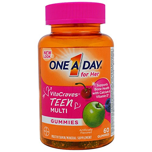 One-A-Day Teen for Her VitaCraves - 60 Gummies