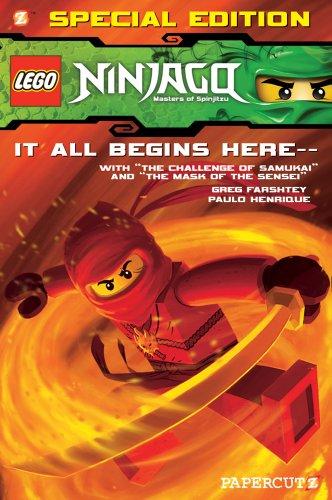 LEGO Ninjago Special Edition #1: With