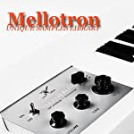 MELLOTRON - THE VERY BEST OF/ORIGINAL SAMPLES LIBRARY in WAVes format on DVD from SoundLoad