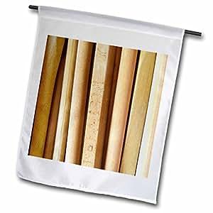 Florene Designer Texture - Chopsticks Closeup - 18 x 27 inch Garden Flag (fl_58501_2)