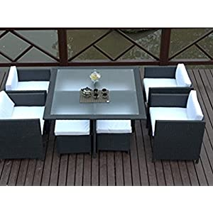 51IcQz5dFlL._SS300_ Wicker Dining Tables & Wicker Patio Dining Sets