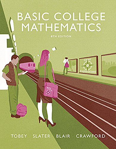 Basic College Mathematics Text