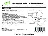 GPI Diaper Sprayer Set