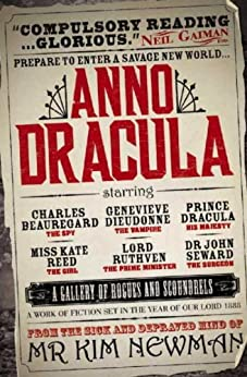 Anno Dracula by [Newman, Kim]