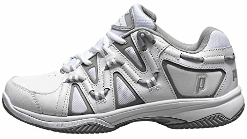 plata Zapatillas Blanco Plateado Qt w 4 Blanco Scream Cc TxrqYTf