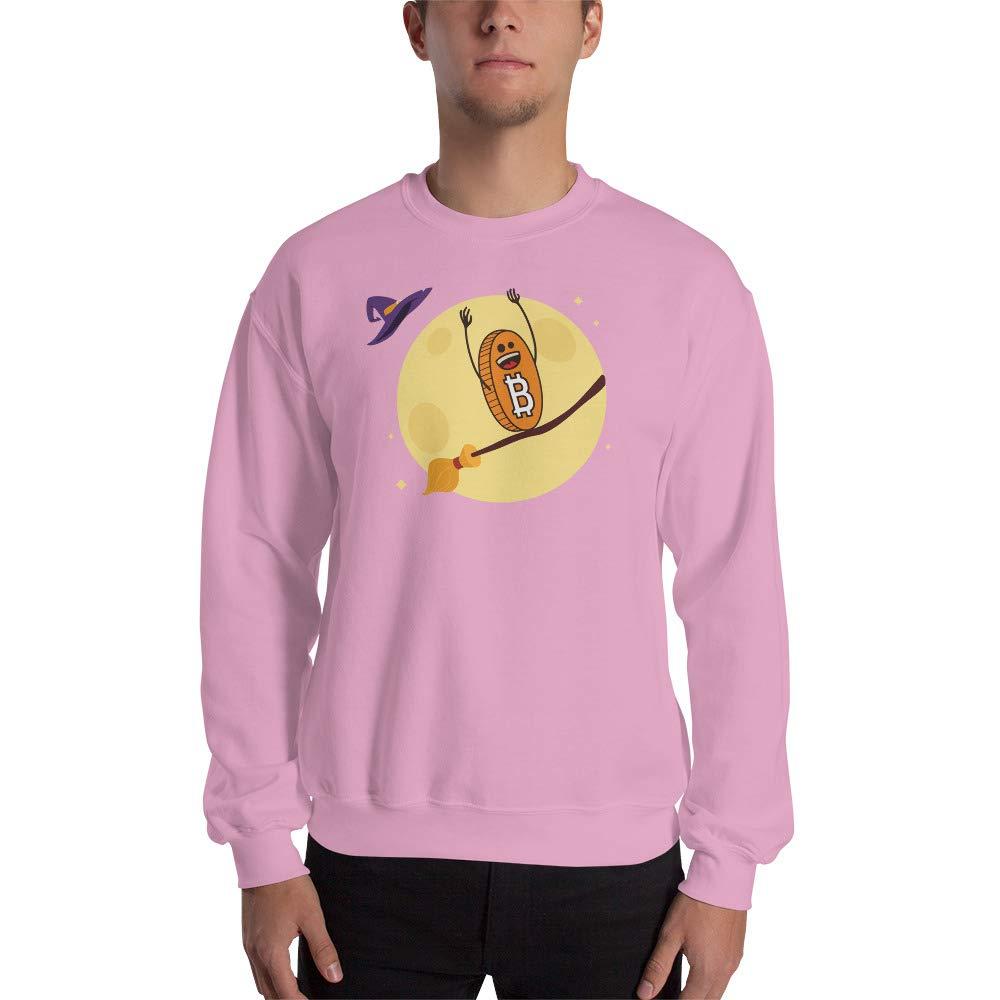CryptoGifts Bitcoin Halloween Sweatshirt
