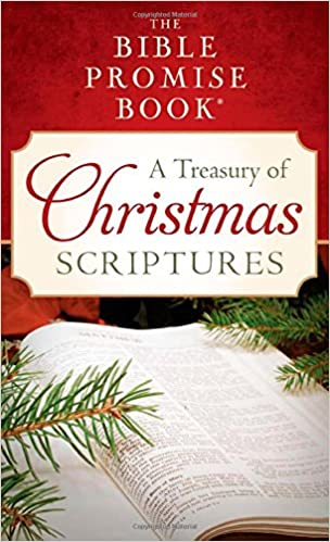 bible promise book a treasury of christmas scriptures value books joanne simmons 9781628368710 amazoncom books - Christmas Scriptures