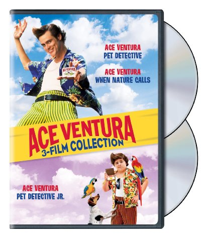 (Ace Ventura 1-3 Collection (3FE) (DVD) (Franchise Art))