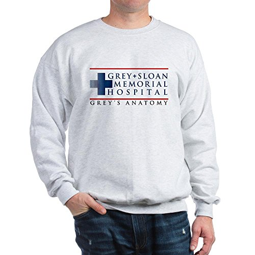 - CafePress Grey Sloan Memorial Hospital - Classic Crew Neck Sweatshirt