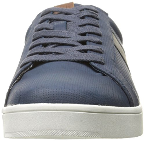 Ben Sherman Mens Ashton Fashion Sneaker Blu Scuro