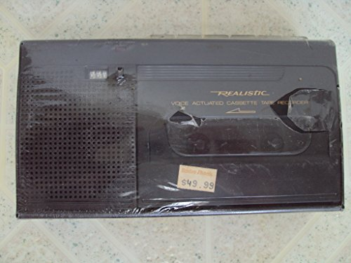 Radio Shack REALISTIC CTR-76 CASSETTE PLAYER RECORDER