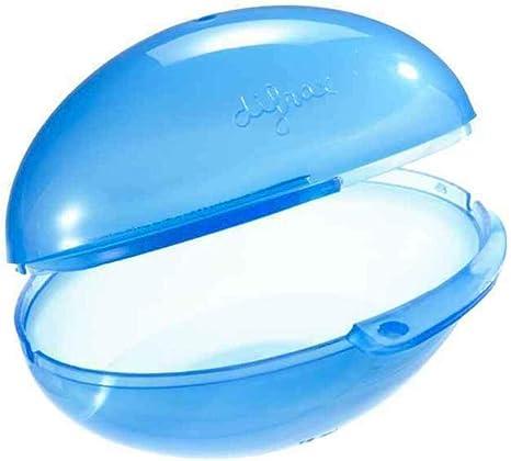 Difrax 969B02 - Caja esterilizadora para chupete, color blanco: Amazon.es: Bebé