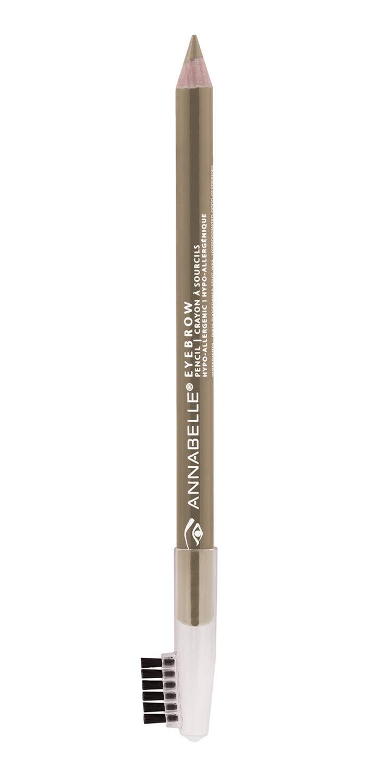 Annabelle Eyebrow Pencil, Black, 1.14 g Groupe Marcelle Inc.