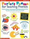 img - for [Perfect Poems for Teaching Phonics: Delightful Poems, Lively Lessons, and Reproducible Activities That Teach Key Phonics Skills and Concepts] (By: Deborah A Ellermeyer) [published: June, 1999] book / textbook / text book