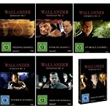 Wallander Collection 1 - 6 komplett im Set - Deutsche Originalware [12 DVDs]