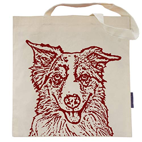 Mini the Australian Shepherd Tote Bag by Pet Studio Art ()