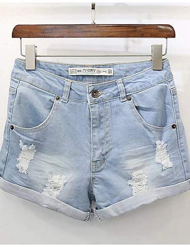 Light Basici Da Pantaloni Blue Donna Yfltz Tinta Unita xYOfqZnA