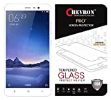 Chevron Amazing Pro+ 0.3 Mm 2.5D 9H Hardness Anti-Explosion Tempered Glass Screen Protector For Xiaomi Redmi Note 3 - Transparent